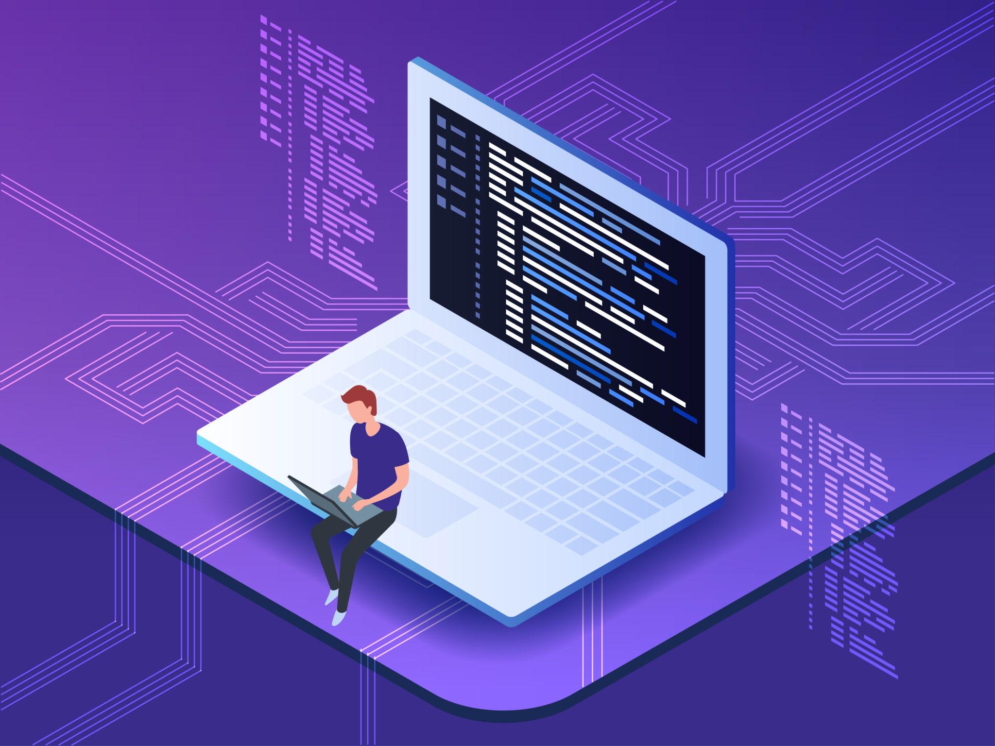 برنامه نویسان - اشتغال در اموزشگاه