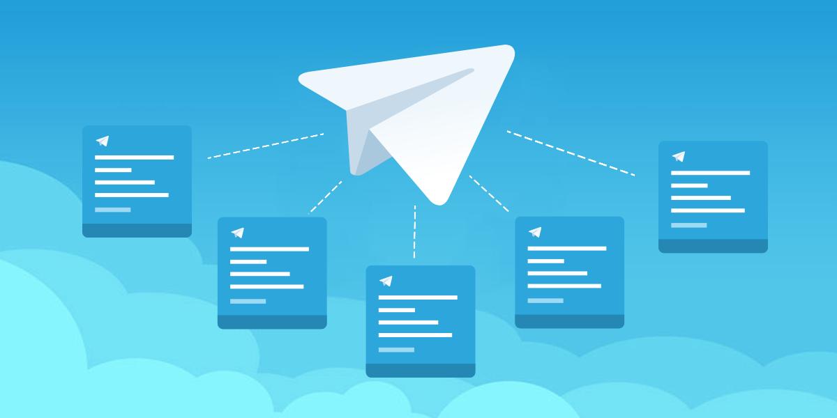 کسب و کار با تلگرام